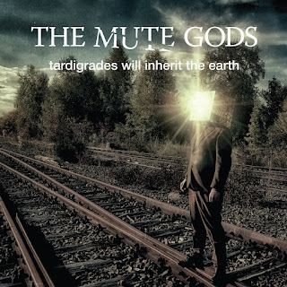 "Το lyric video των The Mute Gods για το τραγούδι ""We Can't Carry On"" από το album ""Tardigrades Will Inherit The Earth"""