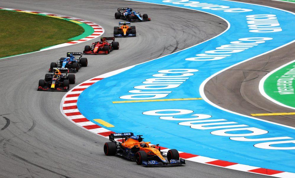 Ricciardo teve sua corrida mais forte da temporada na Espanha