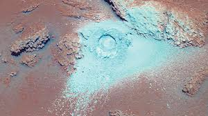 Mars'ta Su Bulundu