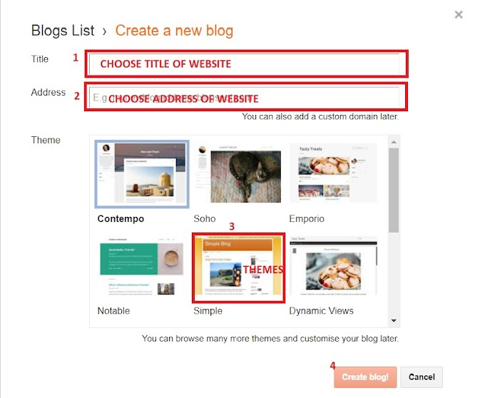 What is blog.How to start blog and beautiful website