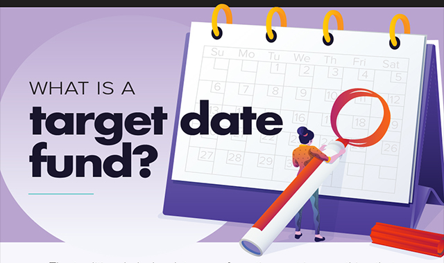 What is the Target Date Fund? #infographic