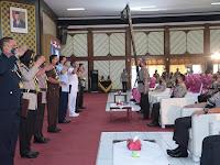 7 Perwira Terbaik TNI-Polri Lulusan Terbaik Sespimti dan Sespimmen 2020 ini Daftarnya