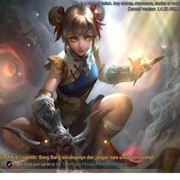 Hero Wanwan Mobile Legends pahami Skill dan Build Terbaik
