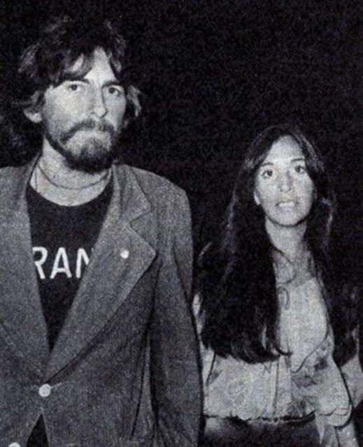 FRANCE T-Shirt George Harrison The Beatles.  PYGear.com