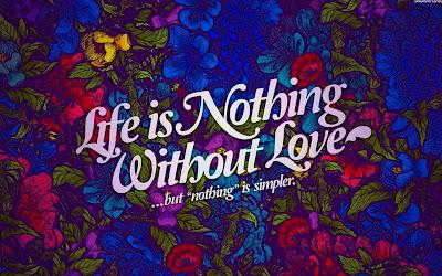 Love Quote Wallpaper