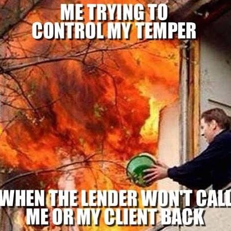 Funny Real Estate Memes - Control My Temper