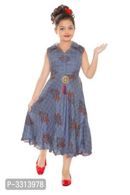 Party Wear Printed Frocks Only 349₹