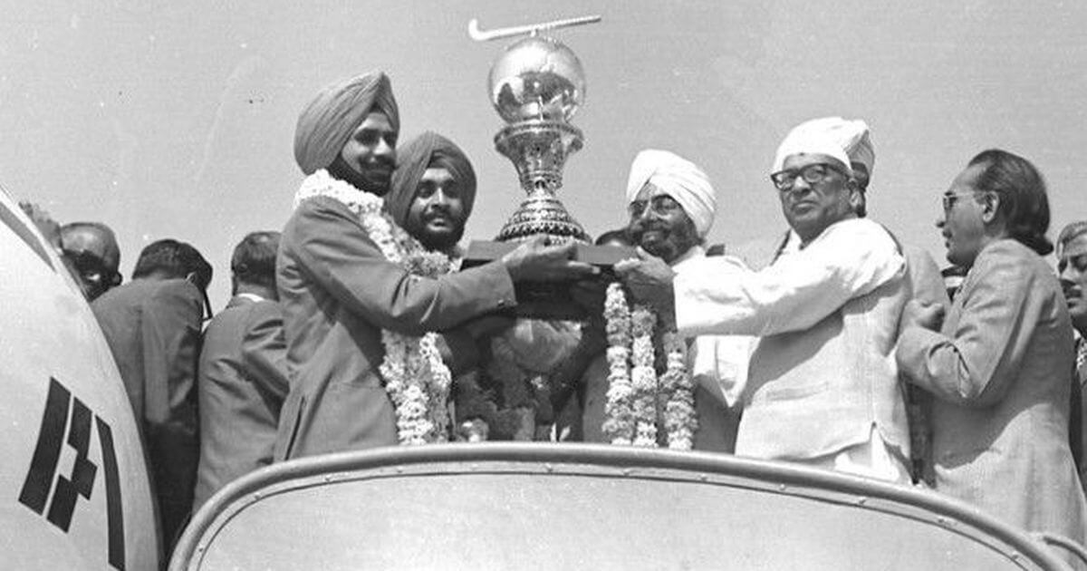 India beat Pakistan to win their first and only hockey World Cup title 43 years ago