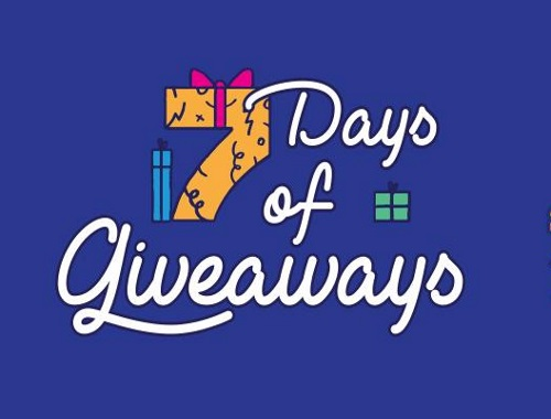Kiehls 7 Days of Giveaways