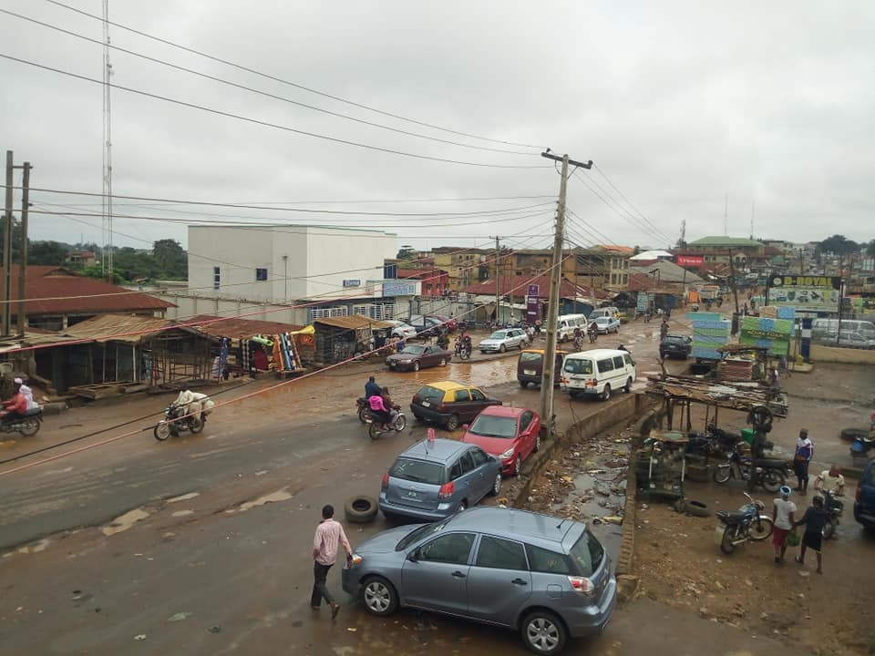 Ogbomoso Residents Cry Out To Oyo State Gov Over The State Of Roads (Pictures) 7