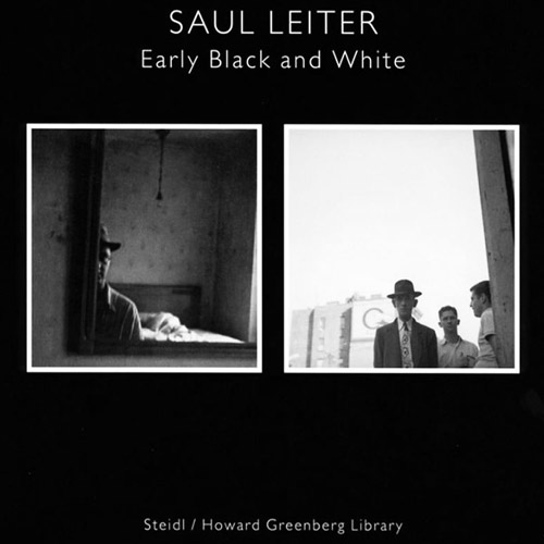 Saul Leiter - Early Black and White