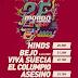 FESTIVAL 25 ANIVERSARIO MONDO SONORO