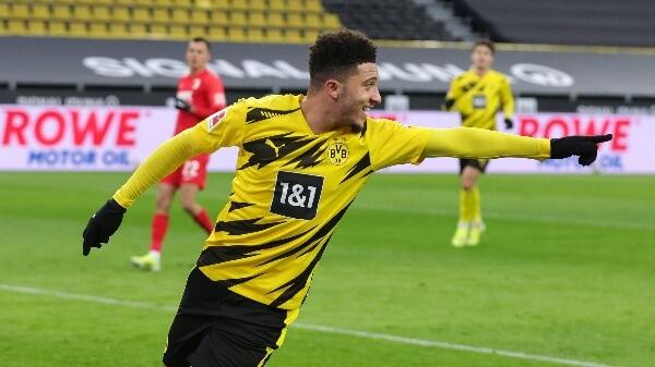 ملخص واهداف مباراة بوروسيا دورتموند واوجسبورج (3-1) الدوري الالماني