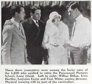 Lorraine Eason  Wilbur Dillon