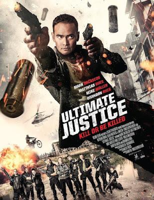Ultimate Justice [2017] [NTSC/DVDR- Custom HD] Ingles, Español Latino