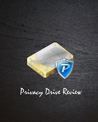 Privacy Drive 3.6.0 Build 1200+Portable [Full Crack] โปรแกรมป้องกันข้อมูล ซ่อนไฟล์ ล็อคไฟล์