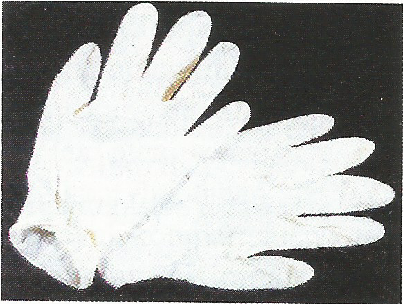 Sarung Tangan Lateks