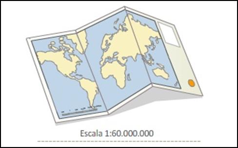 La Escala Del Mapa.Geoblog Bloque I Escalas Numerica Y Grafica En Los Mapas