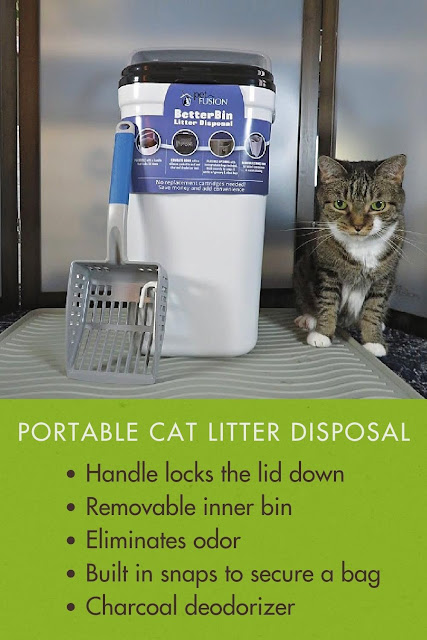 PetFusion Litter Boxes and Accessories