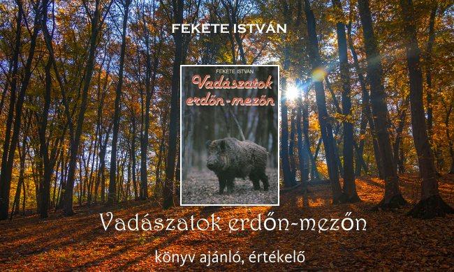 Vadászatok erdőn-mezőn könyv ajánló, értékelő