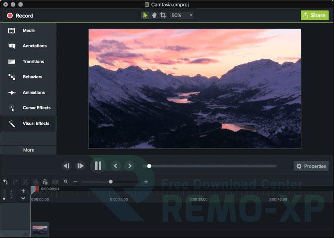 Camtasia Studio 9.1.0 Build 2356 Full Version