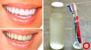 إليك كيفية صنع غسول فم طبيعي خالٍ من الكحول ... روعة !!!