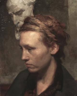 Autoportrait (2017), Colleen Barry