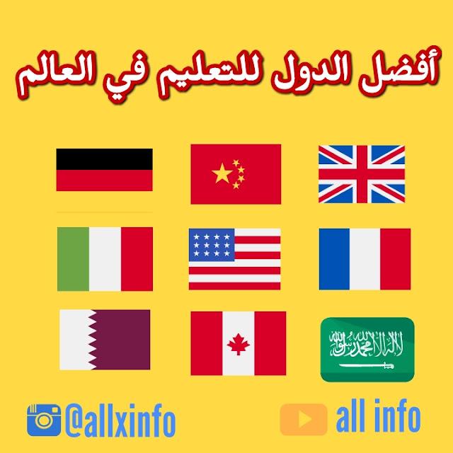 أفضل الدول للتعليم في العالم