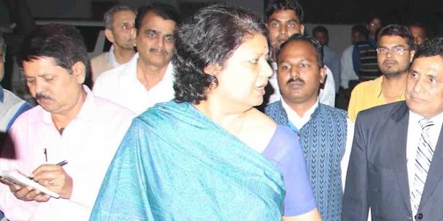 GAURI SINGH IAS: मनमानी के कारण लूप लाइन में भेजी गईं, मिनिस्टर को बाईपास किया था CM नाराज