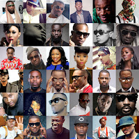 Image result for Nigeria Music Artist logo