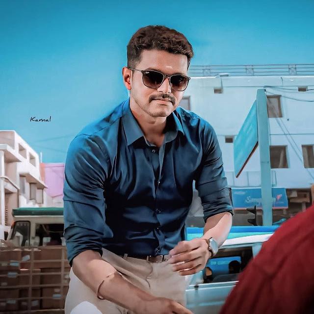 Vijay 4k wallpaper Download