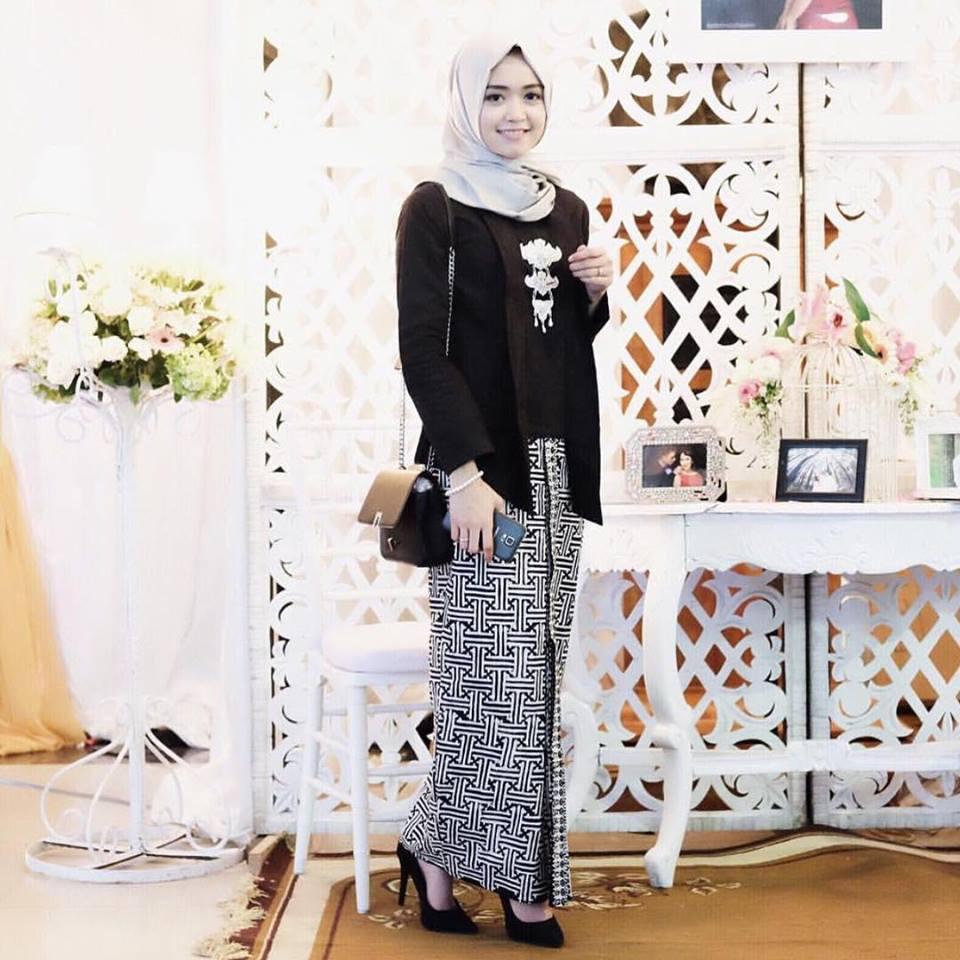 Jual Batik Kebaya Kartini Hijab Modern 2016 Terbaru