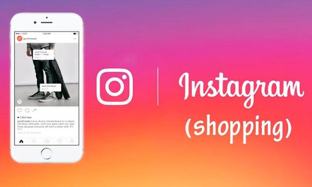 Utiliza Instagram shopping como un medio para monetizar tu cuenta de Instagram