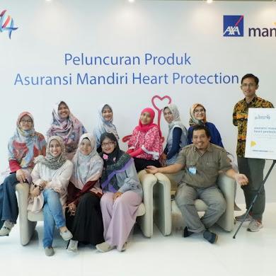 Perlindungan Kesehatan Jantung dengan Asuransi Mandiri Heart Protection