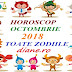 Horoscop octombrie 2018: Toate zodiile