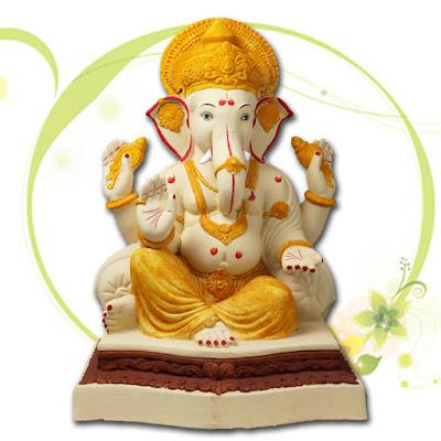Free Download Ganpati Bappa HD Images For Desktop