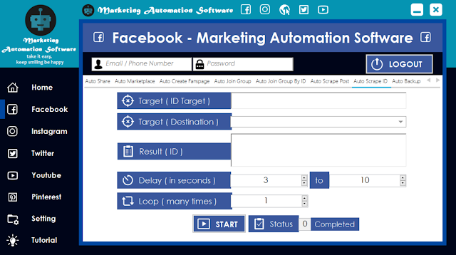 Cara Cepat Mengambil ID Pengguna Facebook Secara Automatis