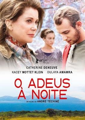 O Adeus à Noite, o Novo Filme de André Téchiné, Chega aos Cinemas em Agosto