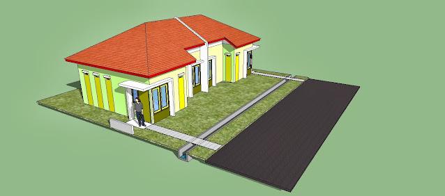 contoh rumah sehat