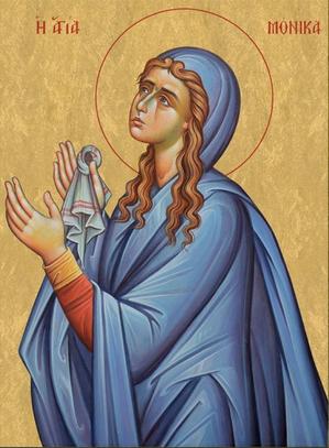 Ἡ αγία Μόνικα πρότυπο (ὡς σύζυγος, νύφη, μητέρα) - Μητροπολίτου Φλωρίνης π. Ἀυγουστίνου Καντιώτη