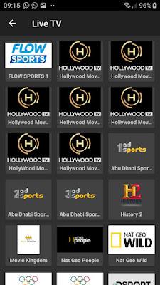 تحميل تطبيق ZippyTv Xstream لمشاهدة قنوات العالم و الافلام و المسلسلات