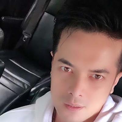 Choky Andriano pemeran Pati Manggala di Kembalinya Raden Kian Santang (KRKS)