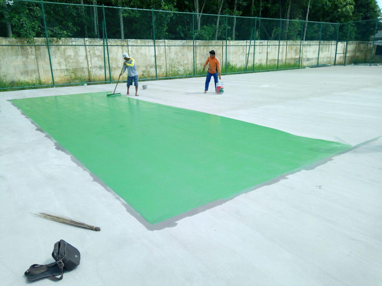 Harga Jasa Untuk Biaya Perbaikan Atau Renovasi Lapangan Olahraga