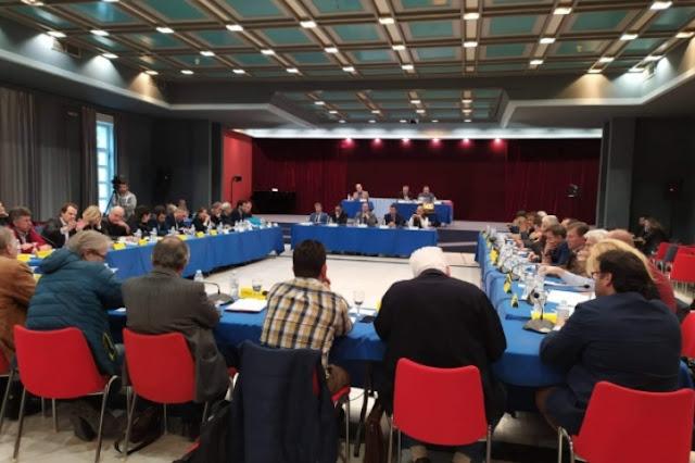Τα θέματα και οι αποφάσεις του τελευταίου Περιφερειακού Συμβουλίου