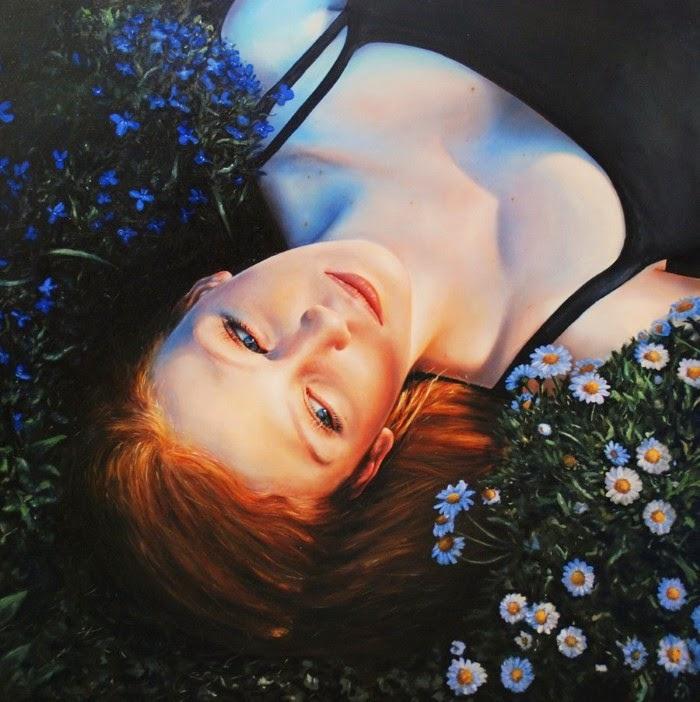 Австралийская художница. Bronwyn Hill