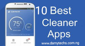 Top best Cleaner apps, cache clearer and booster for Android phone