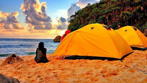 Pantai Di Jawa Timur Yang Instagramable Dengan Gardu Pandang Dengan View Menawan , Yakin Gak Mau Kesini ??