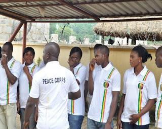 Peace Corps members