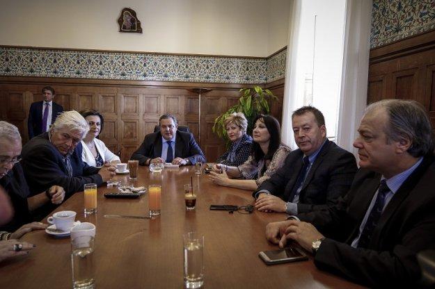 Καταψηφίζει τη Συμφωνία των Πρεσπών, στηρίζει την κυβέρνηση ο Π. Καμμένος