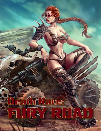 Death Race: Fury Road